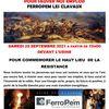 Rassemblement pour les Ferropem samedi 25 en Savoie