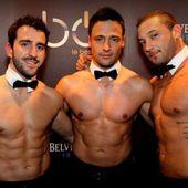 Stripteaseur en Belgique