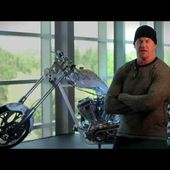 EXLUSIVE NEW COMMERCIAL! Enter to win WWE Superstar The Undertaker's West Coast Chopper