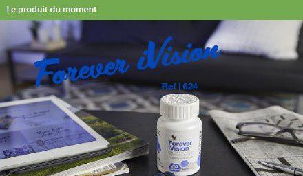 Restés connectés avec Forever iVision™