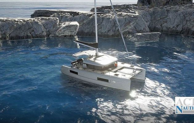 LES MATINALES - Lancement d'une seconde marque de catamarans par CNB-Lagoon en 2019
