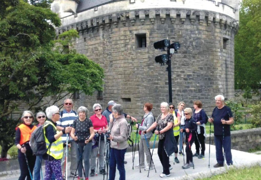 Marche Nordique à Nantes
