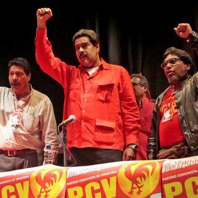 Le PC vénézuélien salue la victoire de Maduro et met en garde : « La droite pro-impérialiste essaie de créer un climat de guerre civile »