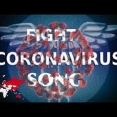 Coronavirus Song -Wuhan China| Sound of Silence Parody by Alvin Oon| Song for Coronavirus outbreak