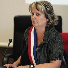 Michèle Picard, candidate PCF dans la 14ème du Rhône