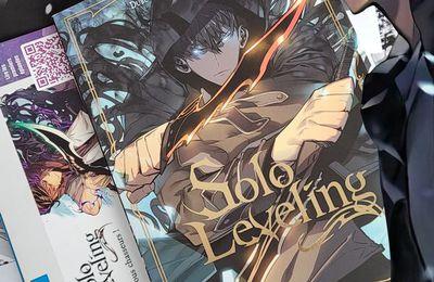 Manga : Solo Leveling