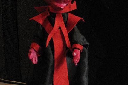 Le diable Hautain