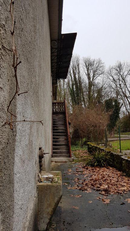 Cagire Garonne Salat    La buvette des Thermes de Ganties-Couret est fermée