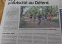 MONTAUROUX Eco Trail - le premier éco trail a été plébiscité au Défens : l'article Var Matin