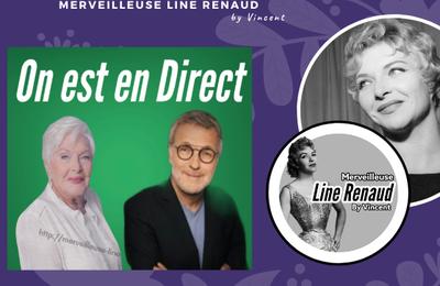 PROGRAMME TV: Retrouvez Line demain sur France 2 a 23h35 dans  «On est en direct»