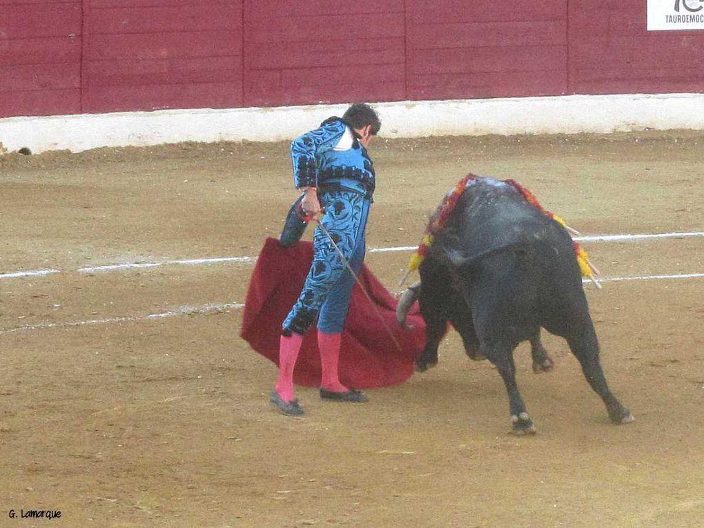 HUESCA. 12 AOÛT. 18H30. TERCERA DE ABONO.