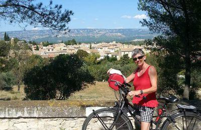 Le tour du Luberon à vélo