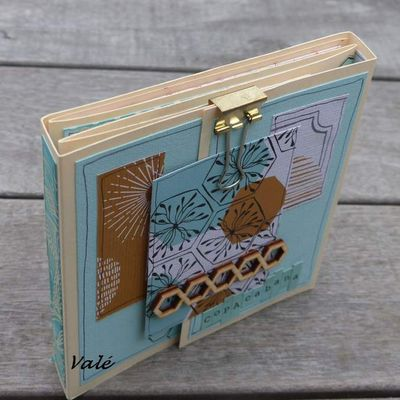 Mini album tuto très simple