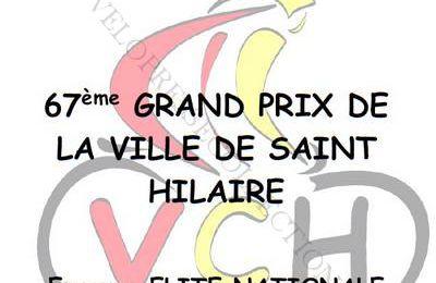 Reprise le samedi 27 février 2021 à St Hilaire du Harcouet pour C'Chartres Cyclisme