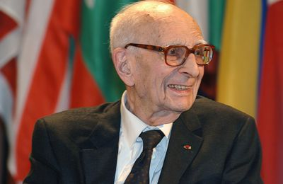 Claude Levi-Strauss (1908 - 2009)