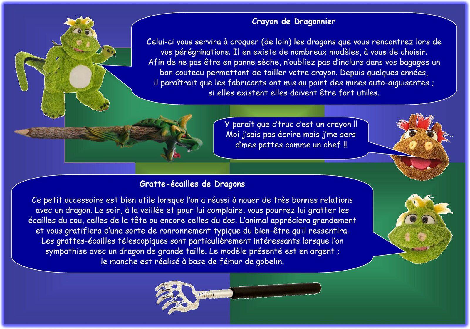 DRAGONNIERS : Quelques infos utiles lorsque vous voyagez aux pays des Dragons