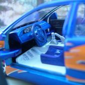 MITSUBISHI LANCER EVO 7 TUNING BURAGO 1/32 - car-collector.net