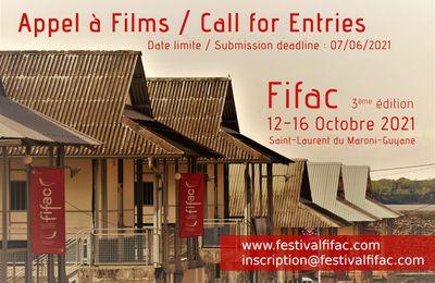 L'appel à films pour la 3ème édition du Festival International du Film documentaire d'Amazonie Caraïbes est ouvert jusqu'au 7 juin !