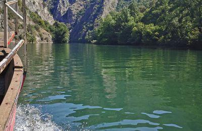 Lundi 9 août : canyon Matka