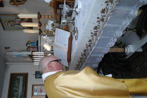célébration chapelle saint Antoine de Padoue et sainte Rita 10 H 30 le dimanche matin