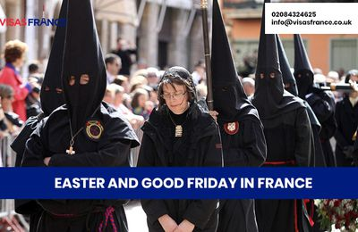 The specialty of Easter and Good Friday in France
