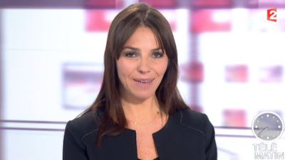 2013 01 24 - SOPHIE LE SAINT - FRANCE 2 - LE JOURNAL @07H30