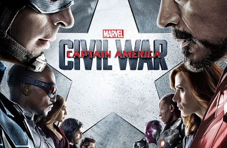 Un p'tit tour au ciné - Captain America : Civil War