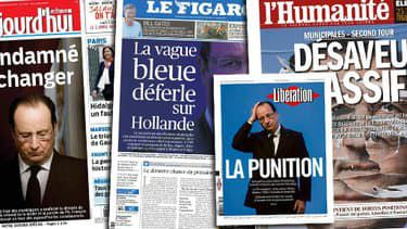 Scrutin local, punition nationale