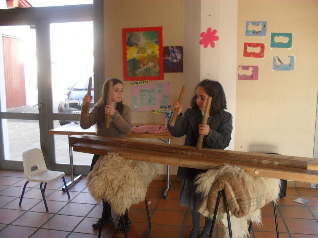 Album - txalaparta-Helette 2010