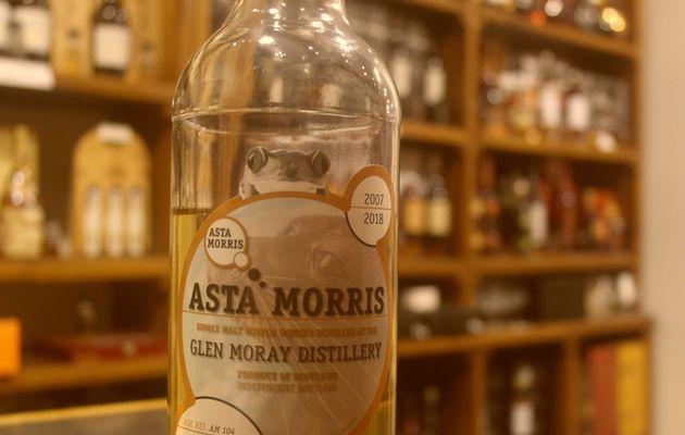 Glen Moray 'Asta Morris, Le Retour'