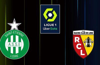 AS Saint-Etienne / RC Lens ! Sur quelle chaîne suivre la rencontre ce mercredi ?