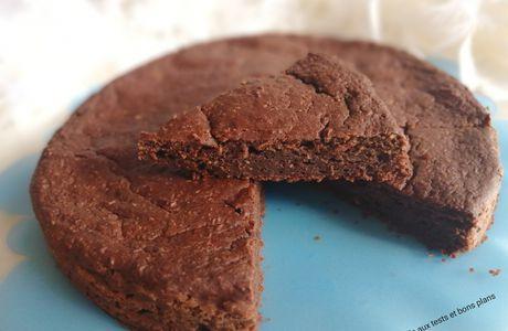 Mon gâteau au chocolat à la courgette