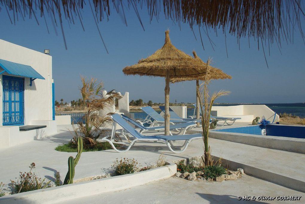 L'Hôtel Green Palm **** et l'Ile de Djerba...