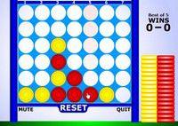 jeu online: Puissance 4 (version D)