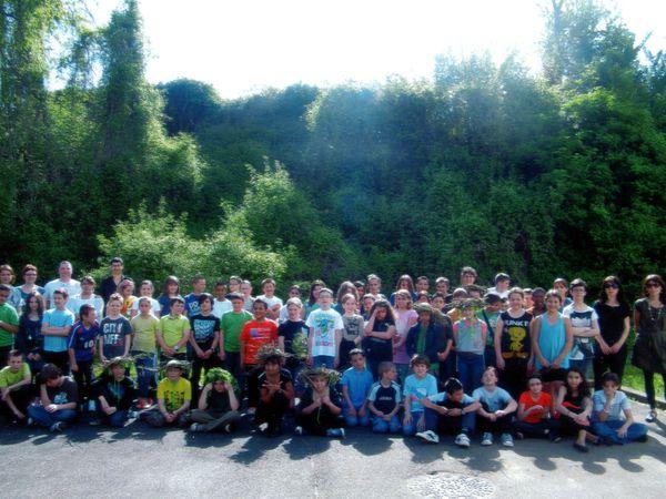 Festival de l'environnement en 2012, à Algrange