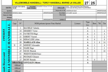 -16M1 VHB vs TORCY MLV (Excellence L.I.F.E. - 10.11.2012)