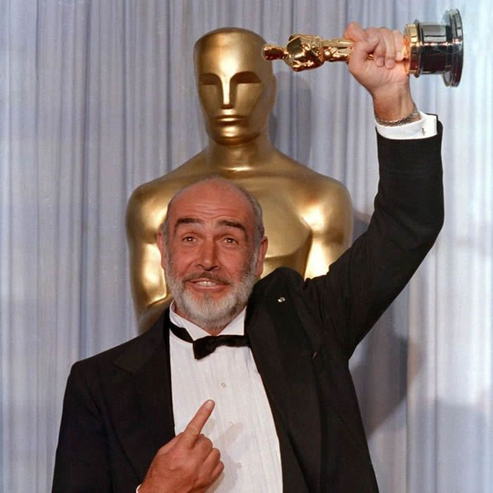 His Oscar win came in 1988 Reuters