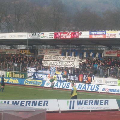 12.2.2011 Moselstadion:SV Eintracht Trier - Preussen Münster 1-1