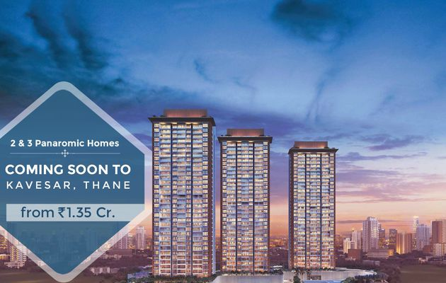 Live in style at Godrej Exquisite, Thane