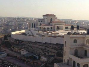 Album-photos du luxe palestinien dans les territoires de l'Autorité palestinienne