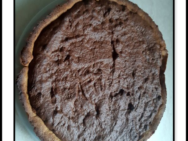 Tarte brownie