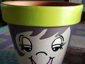 Mes petits pots peints - 6