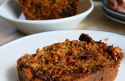 Carrot cake au chocolat - Addiction garantie