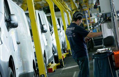 #FRANCE : Pénurie de semi-conducteurs : avec la moitié de ses usines à l'arrêt, c'est une «semaine morte» pour #Renault