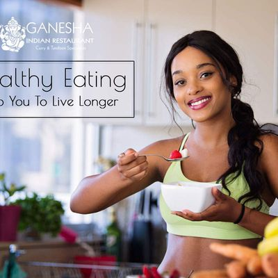 Healthy Eating Help You To Live Longer