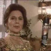 Pub Jex Four avec Alice Sapritch 1983