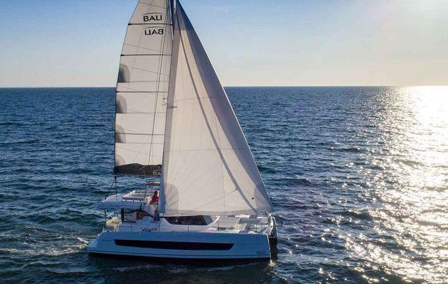 Private Austellung bei Bali Catamarans vom 2. bis 4. Juli, in Canet en Roussillon