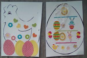 Première activités de Pâques