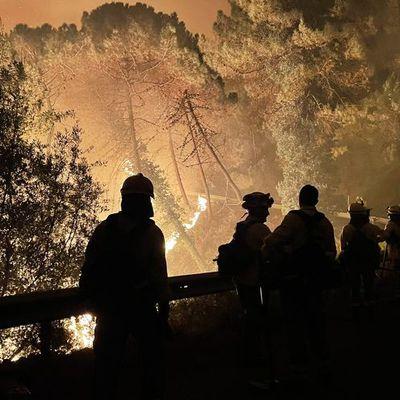 El fuego en Sierra Bermeja obliga a confinar dos municipios tras arrasar más de 3.600 hectáreas