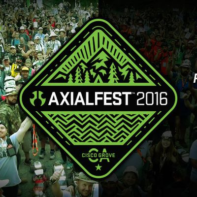 AXIALFEST 2016 - PRE-INSCRIPTION